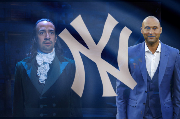 How Derek Jeter inspired a special part of 'Hamilton'