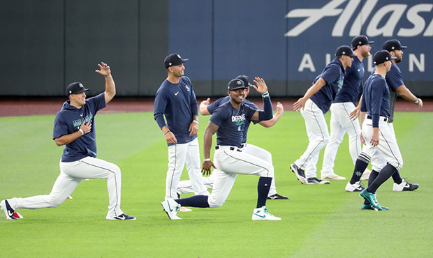 Mariners Notebook: Team back in action in first 'Summer Camp' practice