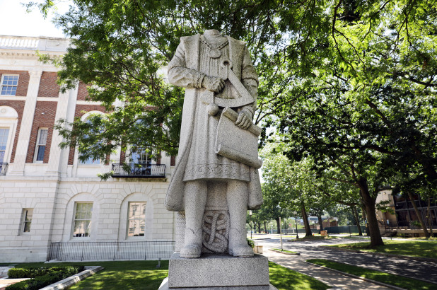 Protesters destroy Christopher Columbus statues over Fourth of July weekend