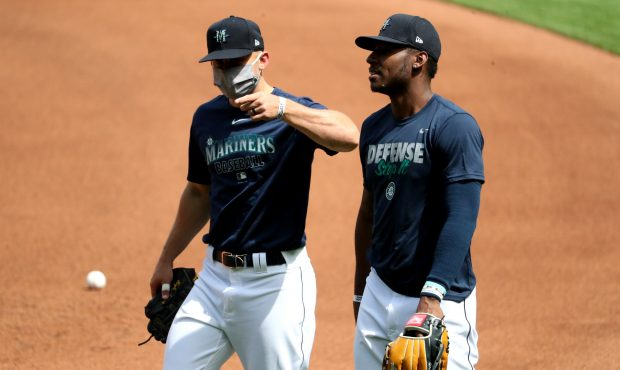 Drayer: Day 2 of Mariners Summer Camp sees a few start to stand out
