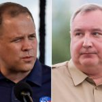 NASA chief says Russia ties 'solid' as Moscow's space chief rejects US moon program