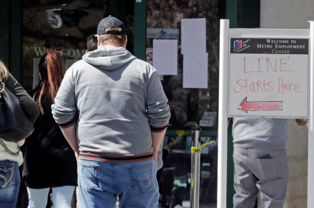 Unemployment increase set to end as jobless claims climb