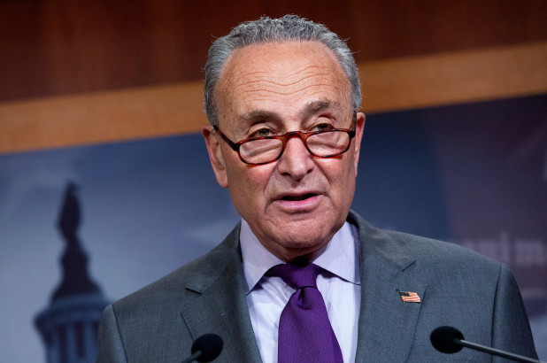 Chuck Schumer unveils $350B bill intended to combat 'systemic racism'