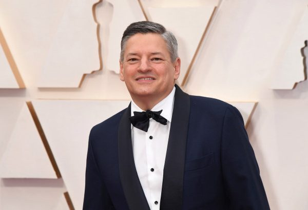 Netflix names Ted Sarandos co-CEO amid fears of slowing growth